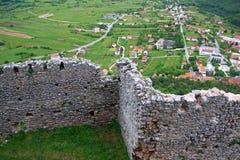 Взгляд замка Стоковые Фото
