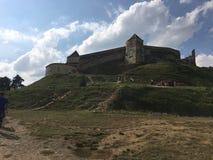 Взгляд замка Стоковые Изображения