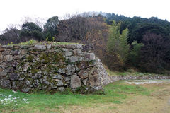 Взгляд замка Gassantoda Стоковое Фото