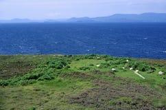 Взгляд западной пробочки, Ирландии Стоковые Фото