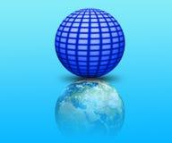 Земля планеты Стоковая Фотография