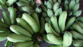 взгляд зеленого цвета банана очень Стоковые Фотографии RF