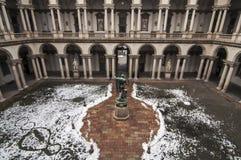 Pinacoteca Brera Стоковые Фотографии RF