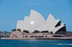 Оперный театр Сидней, Австралия Стоковое Изображение