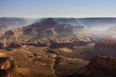 взгляд каньона грандиозный Стоковая Фотография