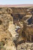 Взгляд каньона Sesriem, Намибии Стоковое Изображение
