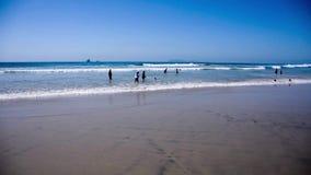 Взгляд к океану на Мексике видеоматериал