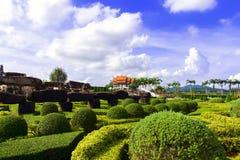 Взгляд к Wat и Стоунхенджу Стоковые Изображения RF