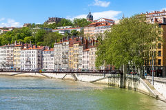 Взгляд Лиона, Франция стоковое фото