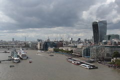 Взгляд Лондона Стоковое фото RF