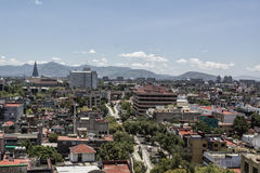 взгляд Мексики города Стоковое Фото