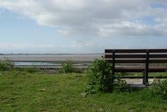 взгляд моря спокойный Стоковые Изображения