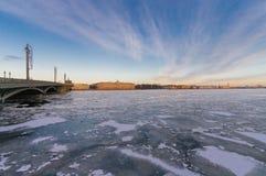 Взгляд моста аннунциации Стоковые Фото