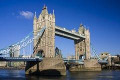Взгляд моста башни юговосточный Стоковые Изображения