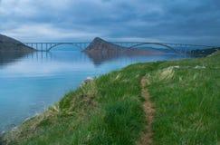 Взгляд моста Стоковое Фото