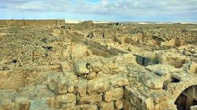 Взгляд на античных руинах Стоковое Изображение RF