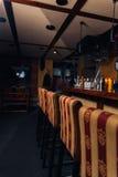 Взгляд на баре Стоковое Изображение RF