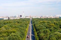 Взгляд Берлина Стоковые Изображения