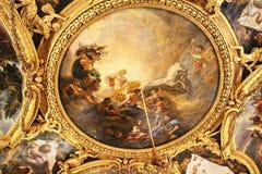 Взгляд на дворце Версаль стоковое фото