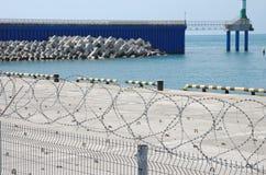 Взгляд на гавани стоковая фотография rf