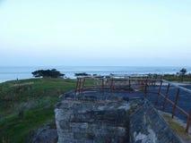 Взгляд над морем Wadden Стоковое фото RF