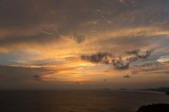 Взгляд на небе облака Стоковые Фотографии RF