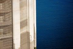 Взгляд на решетке башни и Колорадо входа Стоковая Фотография RF