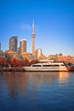 Фронт гавани Торонто Стоковое Фото