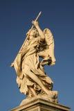 Взгляд низкого угла статуи Стоковые Фото