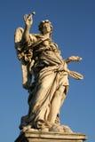 Взгляд низкого угла статуи Стоковые Изображения