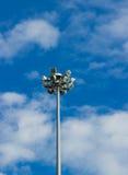 Взгляд низкого угла уличного света Стоковые Фотографии RF