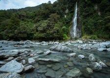 Взгляд Новой Зеландии Стоковое фото RF
