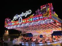 Взгляд ночи северного фестиваля спорт молодости Брансуика в NJ США Ð « Стоковые Фото