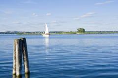 Взгляд озера Стоковая Фотография