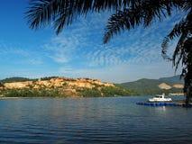 Взгляд озера Стоковые Изображения RF