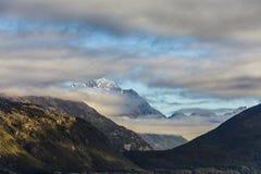 Взгляд озера Wakatipu Стоковые Изображения