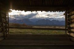 Взгляд окна Стоковая Фотография RF