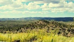 Взгляд открытки неплодородных почв Стоковая Фотография RF