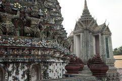 взгляд от Бангкока Стоковое фото RF