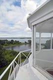 Взгляд от башни маяка острова Стоковые Фотографии RF