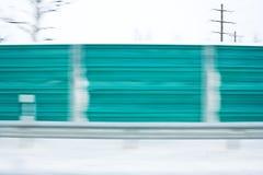 Взгляд от бокового окна автомобиля Стоковая Фотография