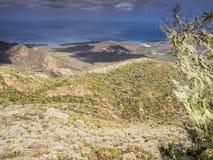 Взгляд от вершины Christoffel стоковые фотографии rf