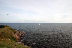 Взгляд от горы Стоковое Фото