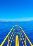 Взгляд от корабля Стоковое фото RF