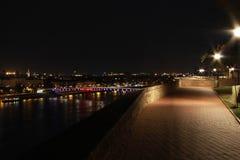 Взгляд от крепости Стоковое Фото