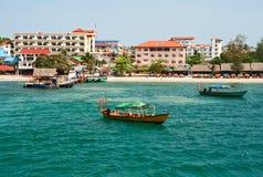 Sihanoukville стоковое фото