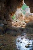 Взгляд от подземелья Стоковые Изображения RF