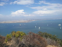 Взгляд от пункта Loma стоковые фотографии rf