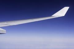 Взгляд от самолета Стоковое фото RF