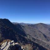 Взгляд от Mt Olympus стоковое фото